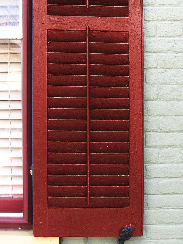How To Make Operable Louvered Shutters Woodworking