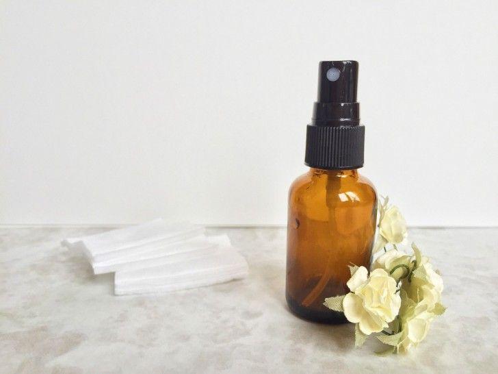 エッセンシャルオイルを使った簡単アロマ化粧水の作り方 #アロマ #手作り化粧品 #手作りコスメ