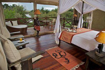 Ashnil Mara Camp - Masai Mara