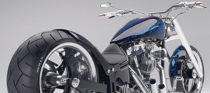 Custom Harley-Davidson Motorcycles   Custom Motorcycle Wheels Motorcycle Pulley