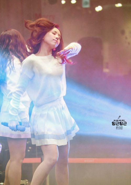 Lovelyz - Jin