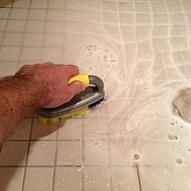 Cleaning shower grout and ceramic tile: What works, what doesn't?