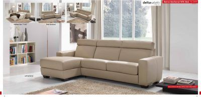 Living Room Furniture Sectionals 20% OFF. Berna Sectional with Bed for sale at http://www.kamkorfurniture.ca