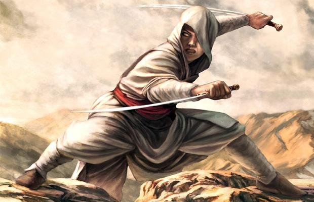 Artes conceituais de Assassin's Creed mostram como seria uma mulher assassina