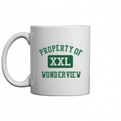Wonderview High School - Hattieville, AR | Mugs & Accessories Start at $14.97