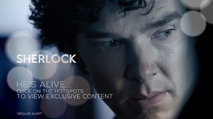 Sherlock Series 3: Interactive Trailer. - AHHHHHHHHHHHHH!!!!!!!!!!!!!!!!!!!!!! For the fandom that waited, we're finally getting our reward.