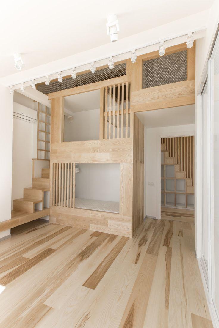 Фотография: Спальня в стиле Лофт, Детская, Интерьер комнат, IKEA – фото на InMyRoom.ru