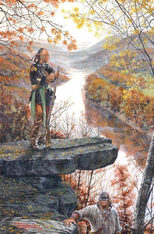 War Trail along the Holston by Talmadge Davis