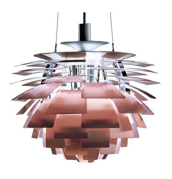 Poul Hennings Artichoke lamp 1958