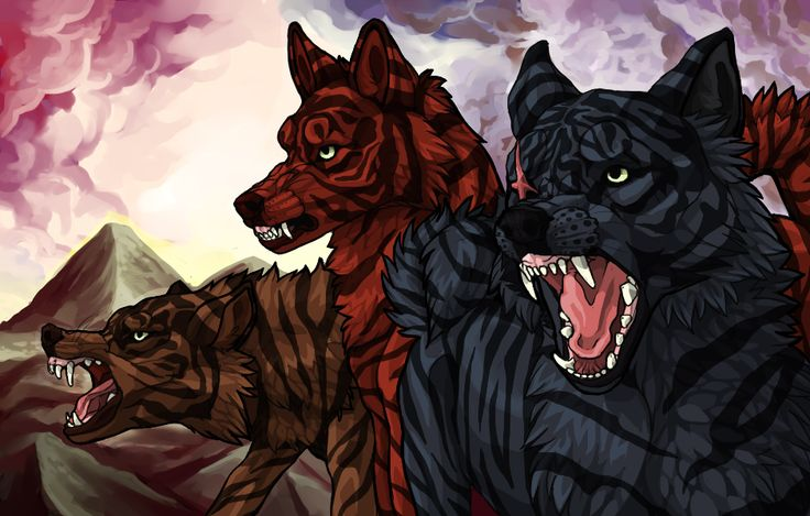 The Kai Brothers by Speras.deviantart.com on @DeviantArt