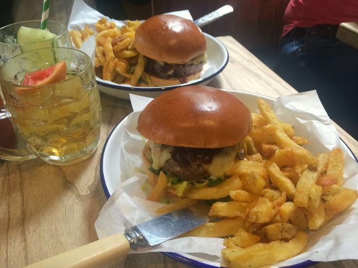 Honest Burger Review