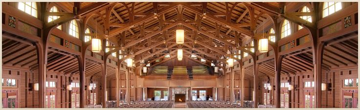 Asilomar Conference Grounds - Meeting Venues, Banquet Halls & Events Pacific Grove