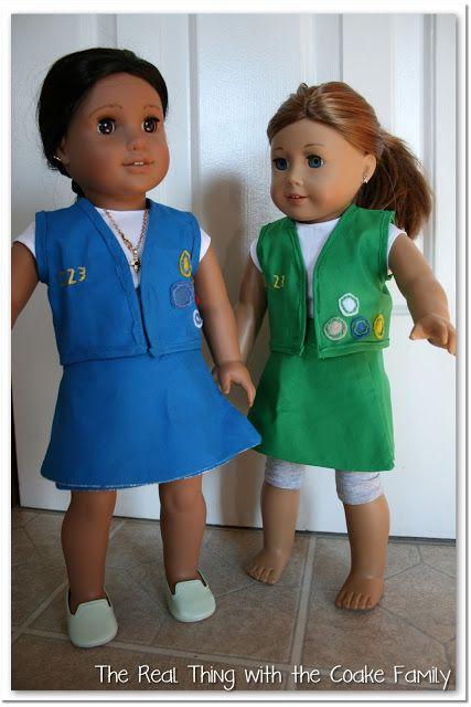 Free American Girl Doll Patterns