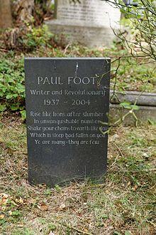 Paul Foot - Wikipedia