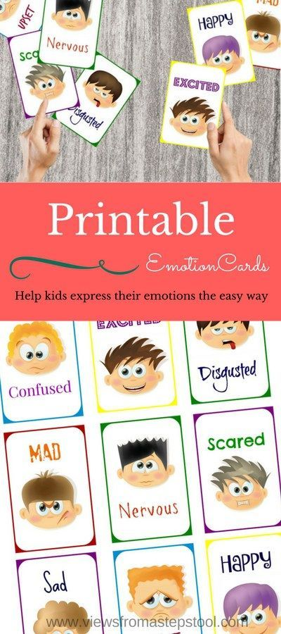 Do you have a nervous or anxious rising Kindergartener? These questions and this fun printable game will get them expressing their concerns in no time! Print these out and let your kids express themselves through this fun game, it takes some of the pressu