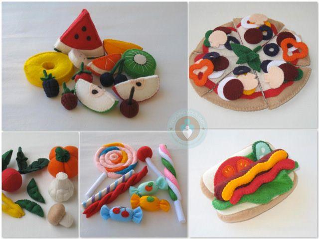 felt play food!: Felt Play Food, Felt Hot, Amigurumis Food, Felti Food, Crafty Things, Felt Plays Food, Baby, Felt Foodies, Hot Dogs