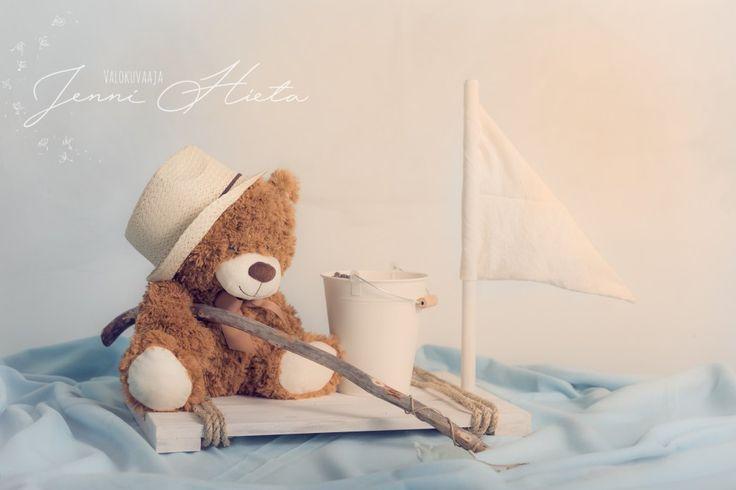 Kalastaja minikuvaus - Fisherman photoshoot.