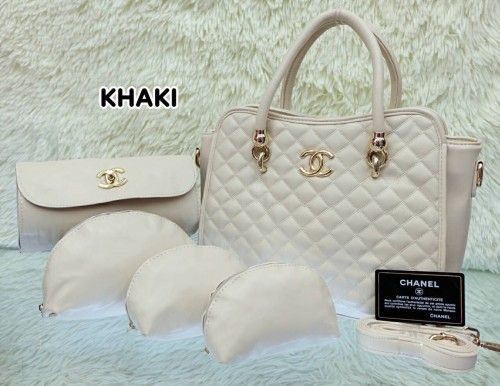 Trend Model Tas Chanel Shopper 5in1 Semi Premium 370MV Terbaru - http://www.tasmode.com/tas-chanel-shopper-5in1-semi-premium-370mv-terbaru.html