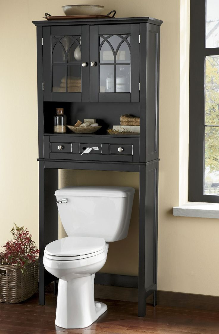 78 best project organize by country door images on pinterest bathroom furniture this handsome space saver will fit over any standard toilet adding valuable space for storing towels and bathroom necessities