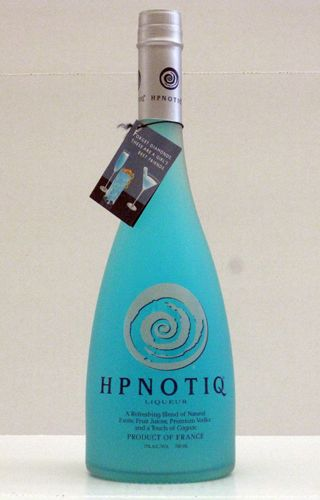 Hpnotiq-my favorite summer drink mixed with Fresca! YUM!!!