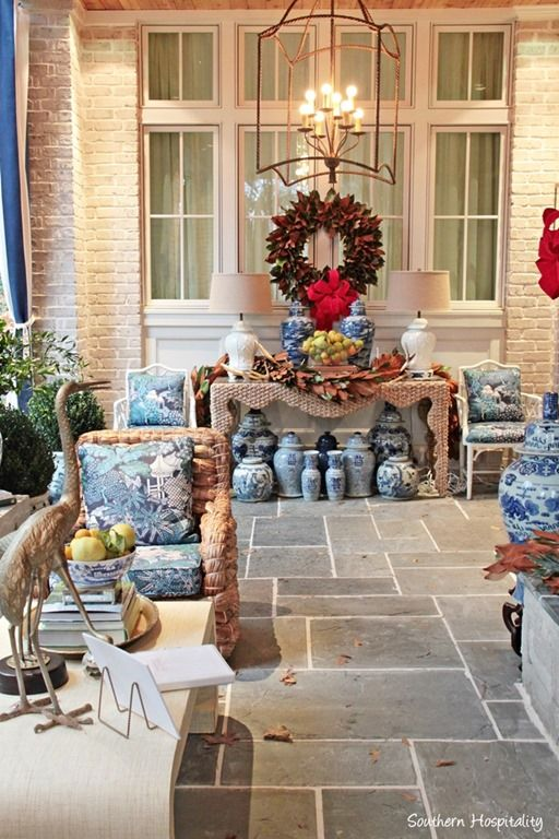 Atlanta homes decorated for christmas