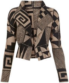 Jacket - I want this jacket African fashion styles, African clothing, Nigerian style, Ghanaian fashion, African women dresses, African prints, African shoes, Nigerian fashion, Ankara, Kitenge, Aso okè, Kenté, brocade etc ~DK - Picmia