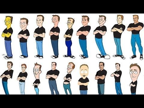17 Best Images About Cartoon Styles On Pinterest Cartoon Sketches Digital Art And Clip Art
