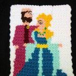 Örgü desenli lif #crochet #knit #knitting #örgü #washcloth