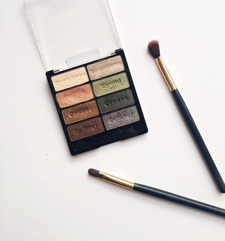 make up, wet n wild comfort zone palette