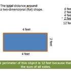This is an animated PowerPoint presentation designed to introduce students to calculating perimeters and finding missing measurements associated wi...