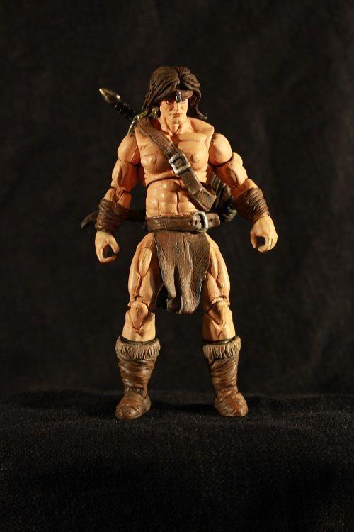 Conan the Barbarian (Marvel) Custom Action Figure