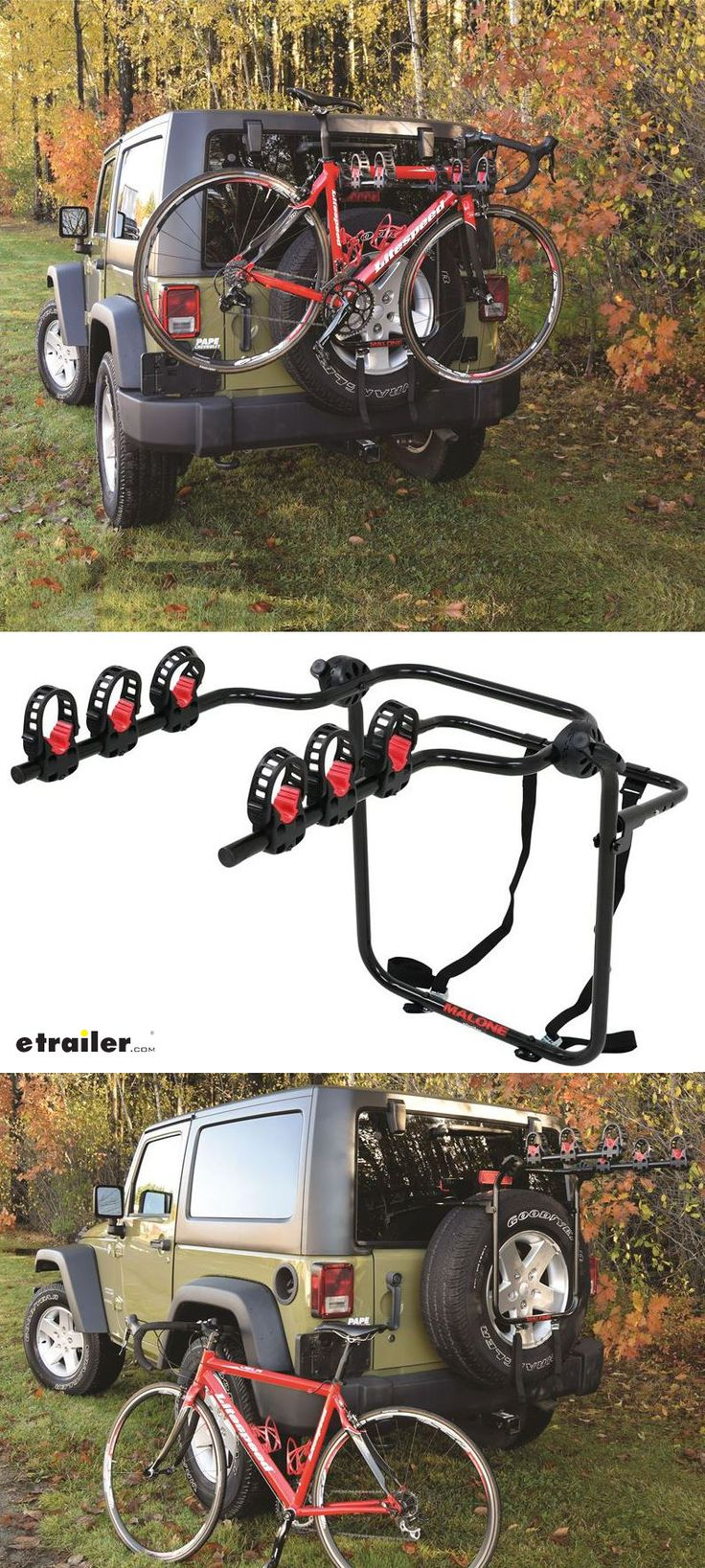 The 25+ best Spare tire bike rack ideas on Pinterest ...