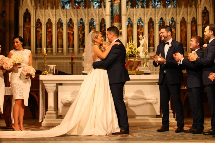 Tamara and Anthony's Wedding at Dockside - http://docksidegroup.com.au/blog/real-wedding-tamara-and-anthony