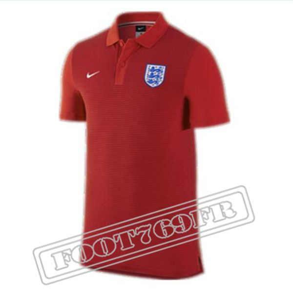 Polo Foot: Polo Angleterre Rouge 2016 2017   Foot769Fr Fanshop