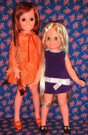 My best friend had Crissy and I had Velvet