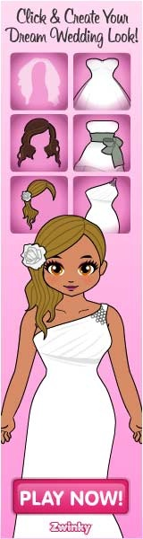 click create your dream wedding look free download play with wedding stuffyou can have your flower girls play to feel part of the plannin