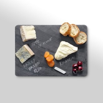 I love this idea for a wine and cheese party.