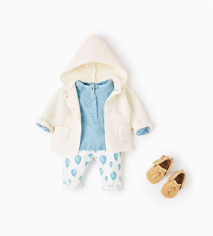 -SHOP BY LOOK-MINI | 0-12 months-KIDS | ZARA United States ...