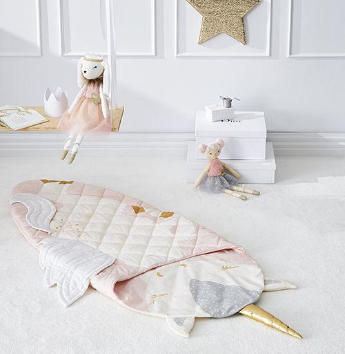 how to make a kids sleeping bag