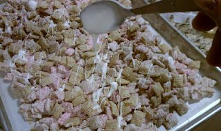 Peppermint Chex Mix Recipe