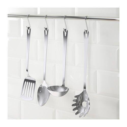 Ikea Kitchen Utensil Rack: 20+ Best Ideas About Kitchen Utensil Set On Pinterest