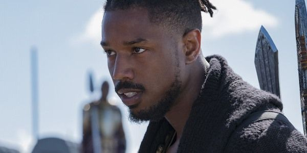 Is Michael B. Jordans Killmonger Marvels Best Villain Yet?  Right off the bat we need to look at who Erik Killmonger is as a person to determine his worthiness as a villain. Luckily Black Panther is in many ways more about Eriks emotional arc than it is about TChallas. We unwittingly see his origin story during Black Panthers opening scene and while he initially enters the equation like a mustache-twirling bad guy Ryan Coogler efficiently peels away the layers of his persona and shows us who…