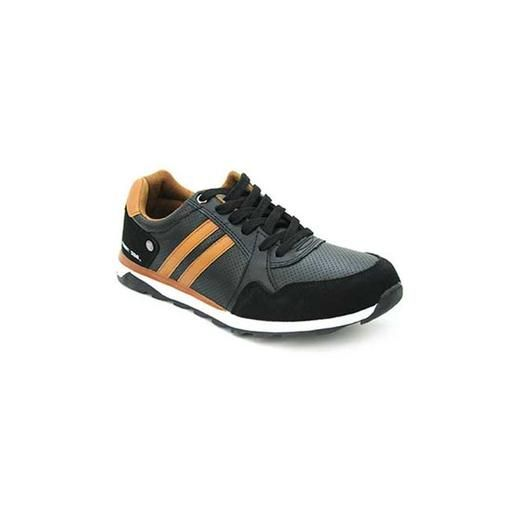 92e1817a8b77 Bata Black Casual Shoes for Men
