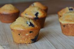 Protein muffins! This healthy recipe is everything you love about fluffy, homemade blueberry muffins without the guilt. These are butterless, sugarless, low-fat, high-protein and the perfect pre-workout boost or post-workout recovery snack. With 13 grams of protein and under 3 grams of fat, these Kodiak Cake muffins are macro-friendly.
