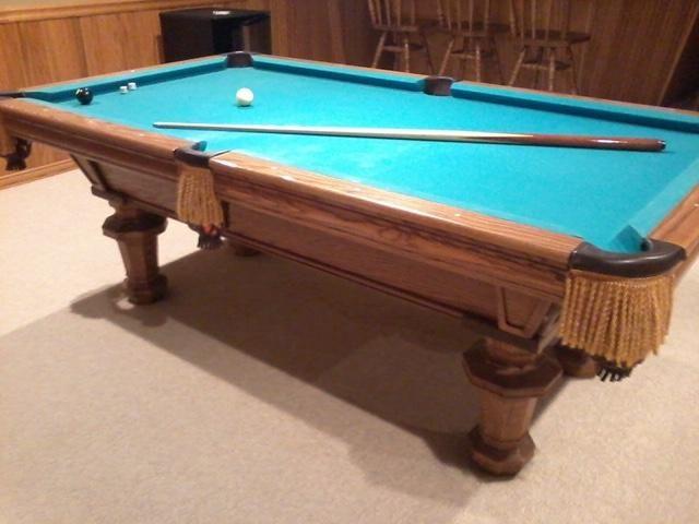 Ae Schmidt Billiards 7 Ft Pool Table For Sale In 2020 Pool Table 7 Foot Pool Table Pool Tables For Sale