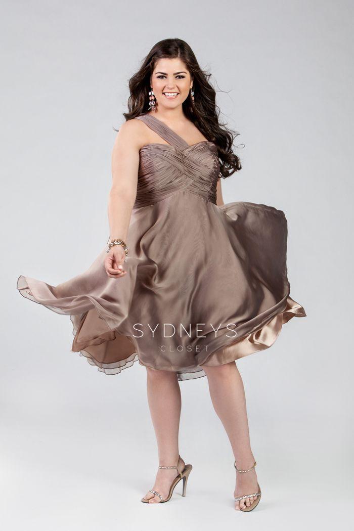1000 Images About Plus Size Cocktail Dresses On Pinterest
