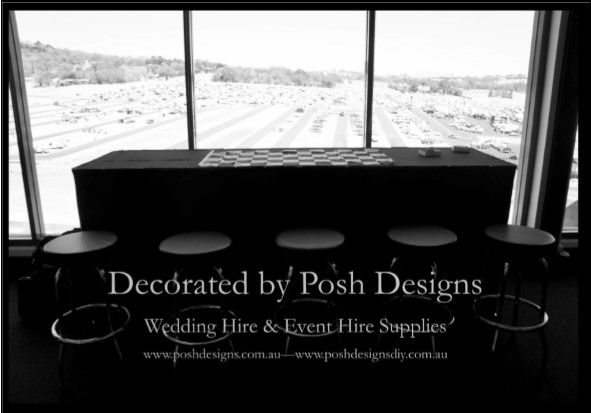 #blackbarstools - #corporate #event #theming available at #poshdesignsweddings - #sydneyfunctions #southcoastfunctions #wollongongfunctions #canberrafunctions #southernhighlandfunctions #campbelltownfunctions #penrithfunctions #bathurstfunctions #illawarrafunctions All stock owned by Posh Designs Wedding & Event Supplies – lisa@poshdesigns.com.au or visit www.poshdesigns.com.au or www.facebook.com/.poshdesigns.com.au #decorations #Corporate #event decoration #Fundraising event decoration