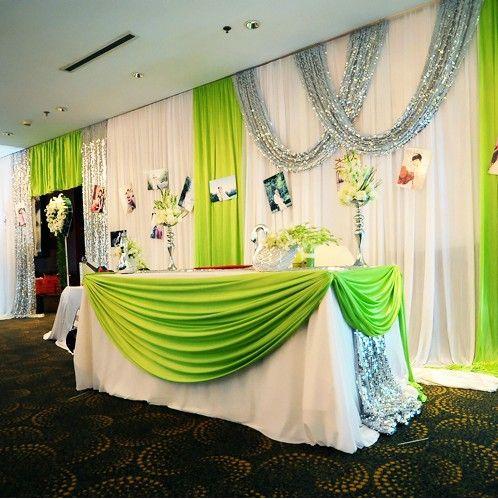 1000 images about m3 decoraciones de eventos on for Decoracion con telas