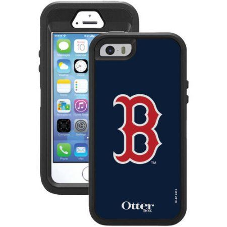 OtterBox Apple iPhone 5/5s Case Defender Series, MLB Series, Red