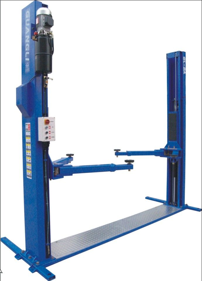 hydraulic car hoist | Hydraulic Lift Two-post-hydraulic-lift-gl-3-0 ...